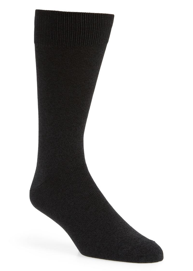 Nordstrom Men's Shop Ultrasoft Solid Socks