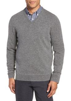 Nordstrom Men's Shop V-Neck Cashmere Sweater