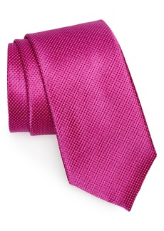 Nordstrom Men's Shop Vendôme Dot Silk Tie