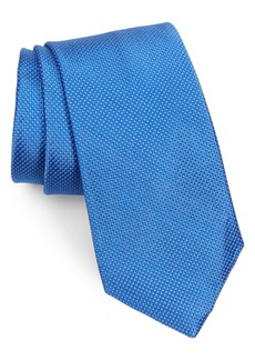 Nordstrom Men's Shop Vendome Dot Silk Tie (X-Long)