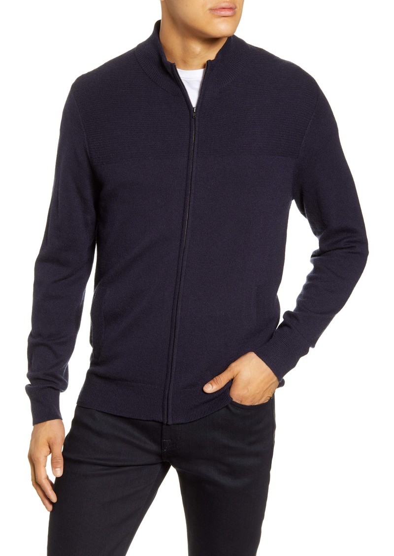 Nordstrom Men's Shop Zip Sweater