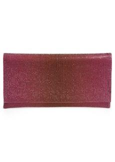 Nordstrom Mini Crystal Gradient Clutch - Pink