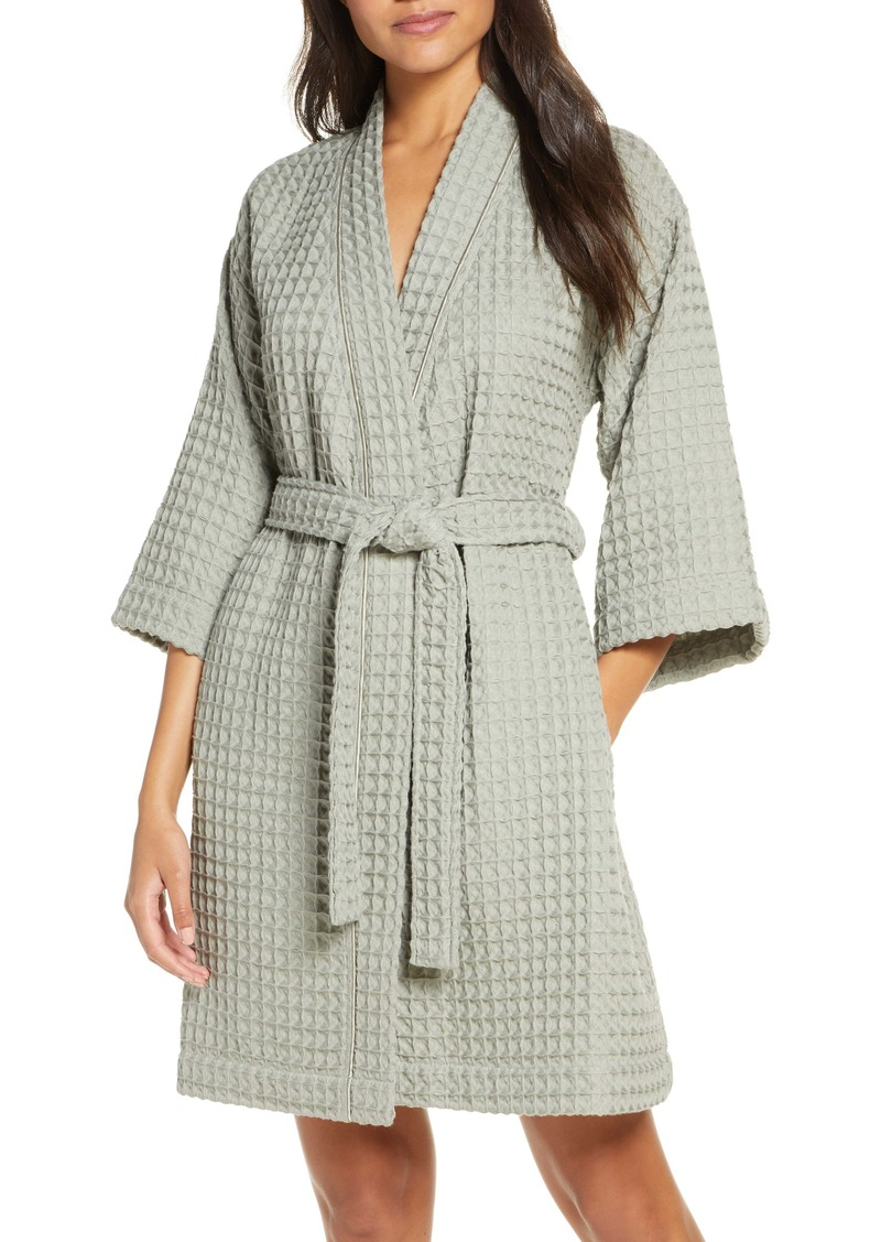 Nordstrom Modern Waffle Robe
