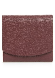 Nordstrom Olivia Leather Trifold Wallet