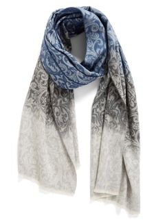Nordstrom Ombré Scroll Scarf