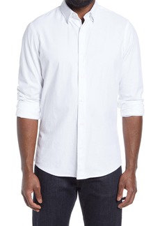 Nordstrom Oxford Button-Up Performance Shirt