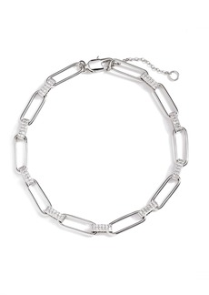 Nordstrom Pavé Cubic Zirconia Link Bracelet