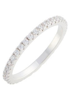Nordstrom Pavé Eternity Band