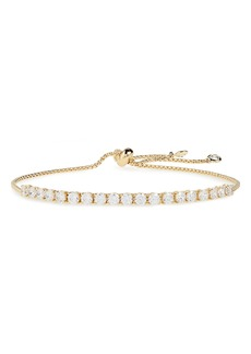 Nordstrom Pavé Spheres Tennis Slider Bracelet
