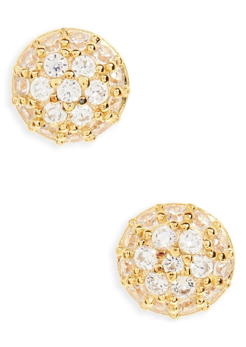 Nordstrom Pavé Stud Earrings