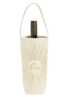 Nordstrom Pop Canvas Wine Tote