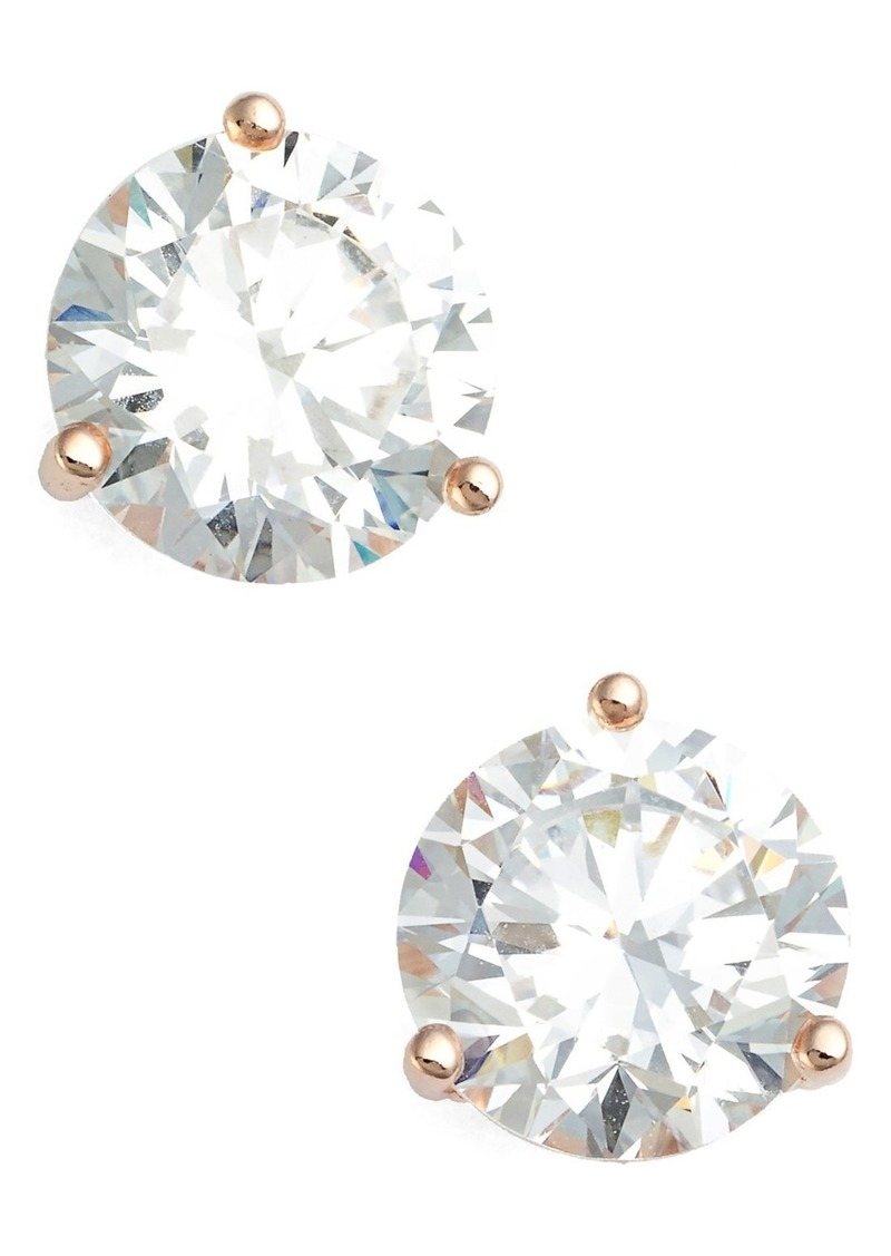 73bfd61e5b7630 Nordstrom Nordstrom Precious Metal Plated 3ct tw Cubic Zirconia ...