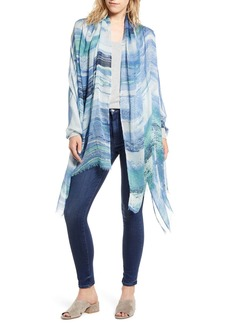Nordstrom Print Modal & Silk Scarf