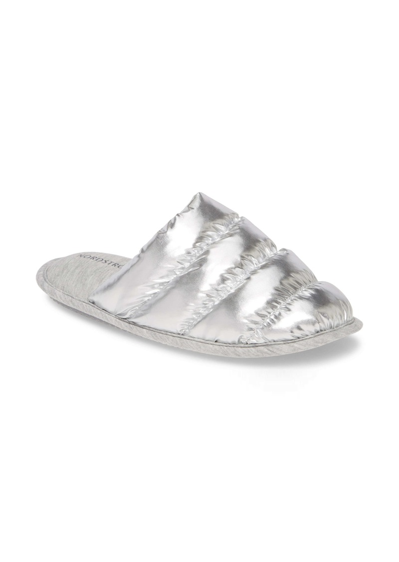 Nordstrom Puffer Slipper (Women)