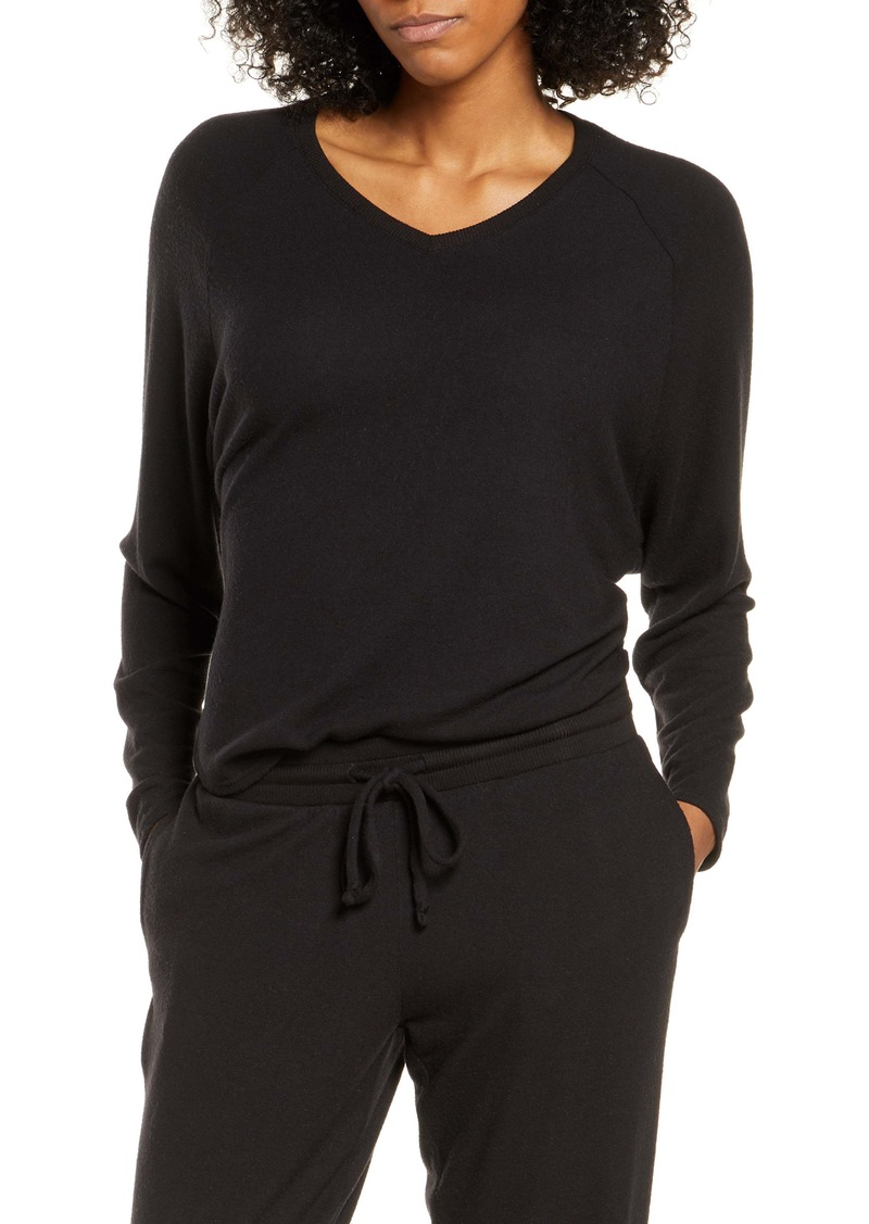 Nordstrom Relaxed Lounge Sweater