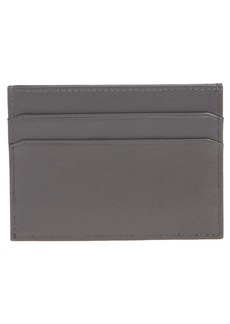 Nordstrom Saffiano Leather Card Case