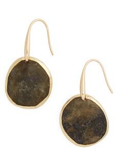 Nordstrom Semiprecious Stone Drop Earrings
