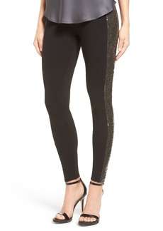 Nordstrom Sequin Sides Leggings