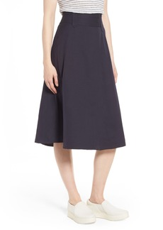 Nordstrom Signature A-Line Skirt
