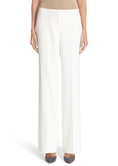 Nordstrom Signature and Caroline Issa Crepe Straight Leg Pants