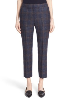 Nordstrom Signature and Caroline Issa Plaid Pajama Pants
