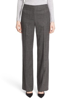 Nordstrom Signature and Caroline Issa Shadow Check Suit Pants
