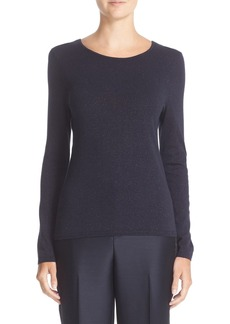 Nordstrom Signature and Caroline Issa Twist Back Pullover