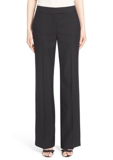 Nordstrom Signature and Caroline Issa Wool Suiting Pants