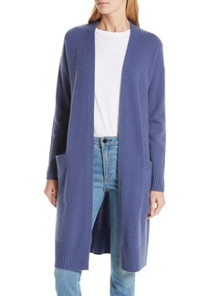 Nordstrom Signature Boiled Cashmere Open Cardigan