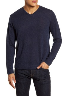 Nordstrom Signature Cashmere V-Neck Sweater