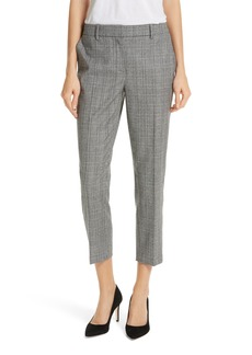 Nordstrom Signature Check Ankle Pants