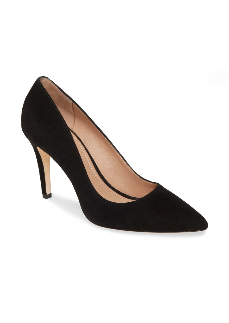 Nordstrom Signature Delia Pointed Toe Pump (Women)
