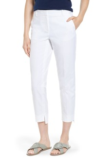 Nordstrom Signature High/Low Crop Pants
