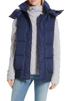 Nordstrom Signature Hooded Puffer Vest