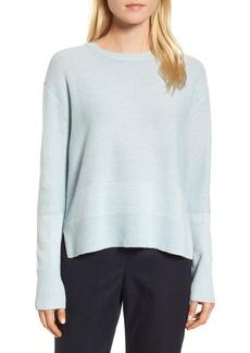 Nordstrom Signature Linen & Cashmere Sweater