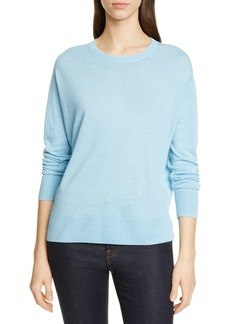 Nordstrom Signature Linen Blend Sweater