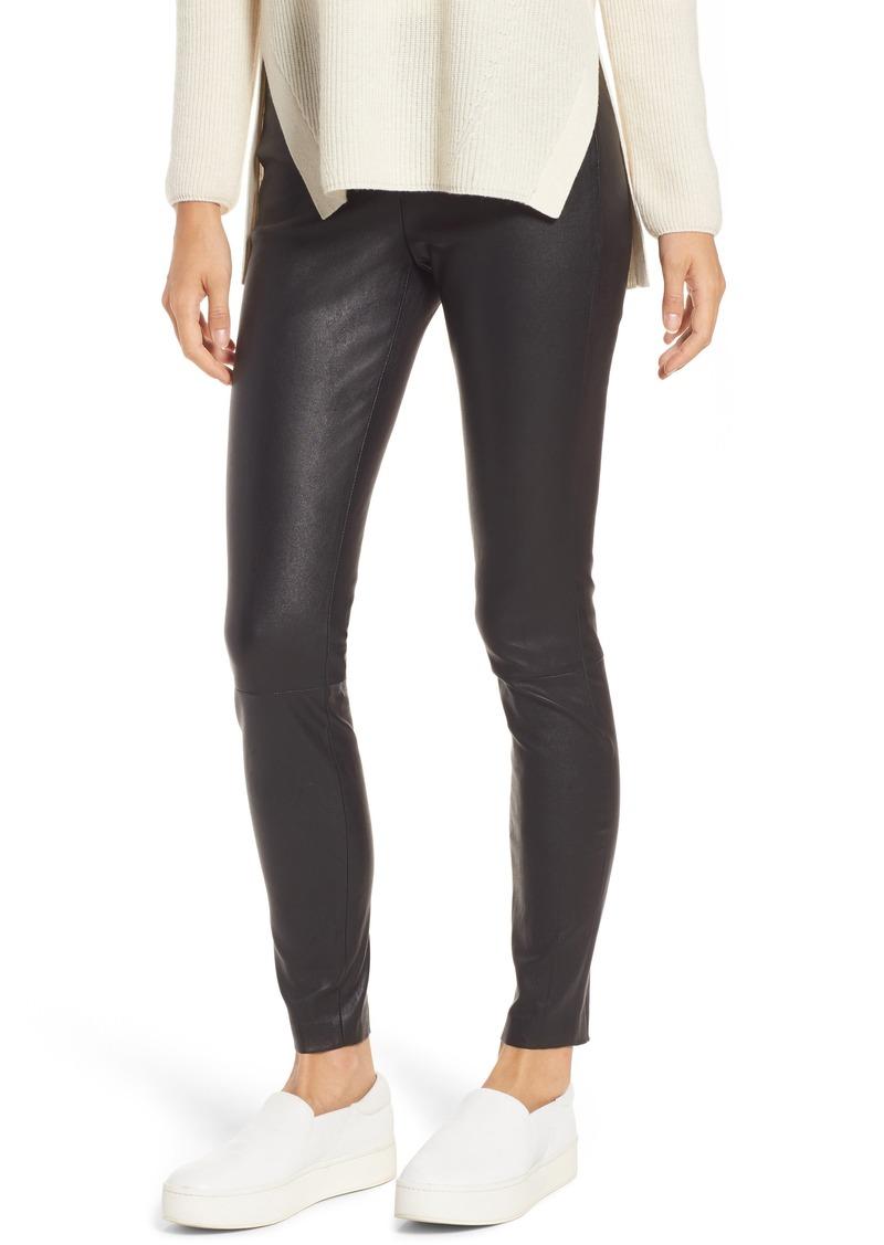 06e3d02d670 Nordstrom Nordstrom Signature Stretch Leather Leggings