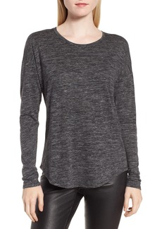 Nordstrom Signature Long Sleeve Knit Tee