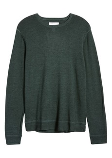 Nordstrom Signature Merino Wool Garment Dye Crewneck Sweater