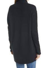 Nordstrom Signature Open Front Cashmere Cardigan