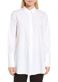 Nordstrom Signature Popover Poplin Shirt