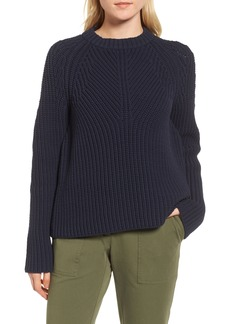 Nordstrom Signature Raglan Sleeve Knit Sweater
