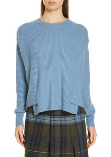 Nordstrom Signature Rib Knit Cashmere Sweater
