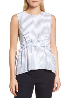 Nordstrom Signature Ruffle Detail Top