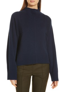 Nordstrom Signature Side Slit Cashmere Sweater