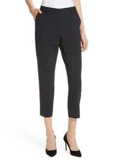 Nordstrom Signature Slim Ankle Stretch Wool Pants