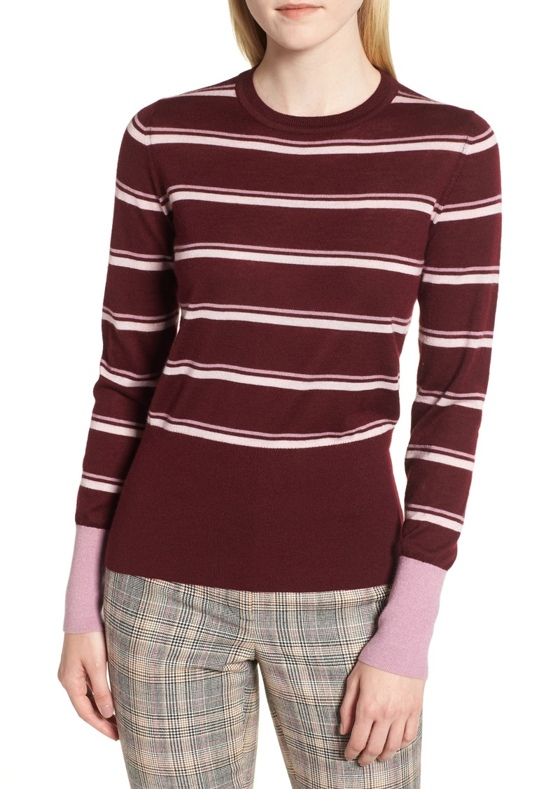 a60a9456f Nordstrom Nordstrom Signature Stripe Cashmere Sweater | Sweaters