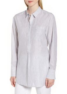 Nordstrom Signature Stripe Popover Shirt