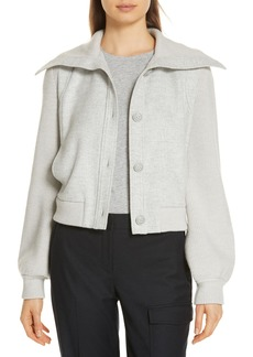 Nordstrom Signature Sweater Detail Jacket