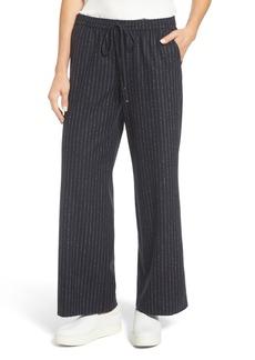 Nordstrom Signature Wide-Leg Crop Pants